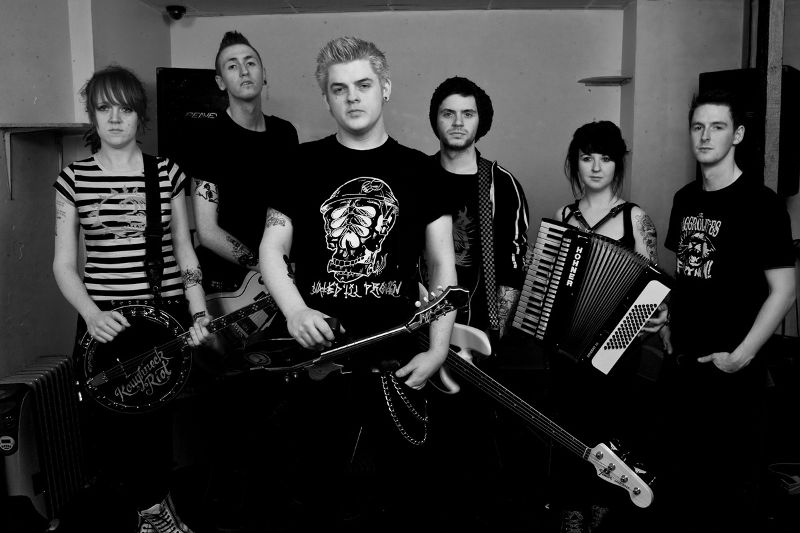The Roughneck Riot - Punk Band UK