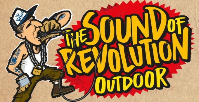 The Sound Of Revolution - 2019 - Outdoor