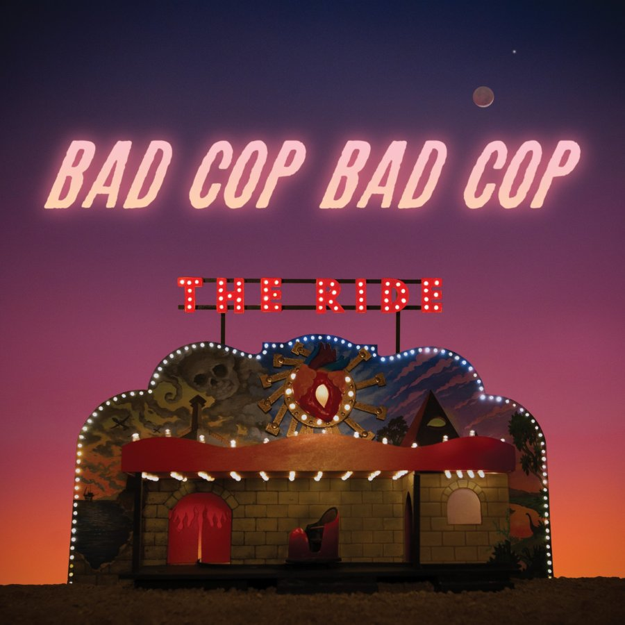 Bad Cop / Bad Cop - The Ride (2020, Fat Wreck Chords)