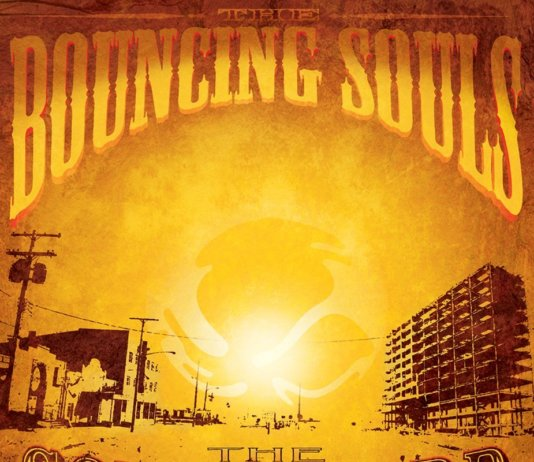 The Bouncing Souls - The Gold Record (Cover)