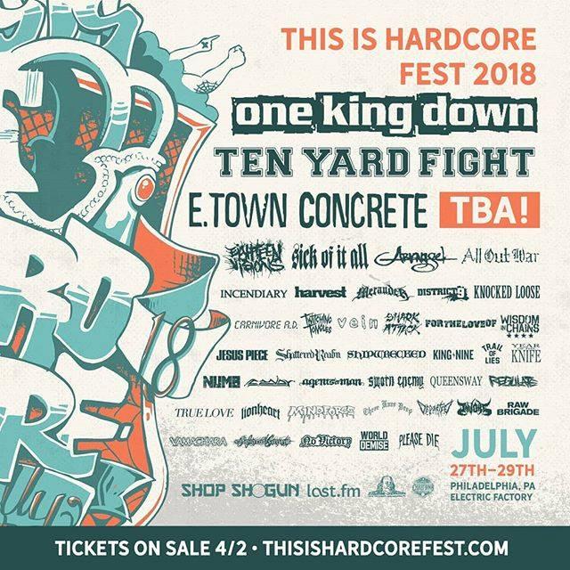 This Is Hardcore Fest 2018
