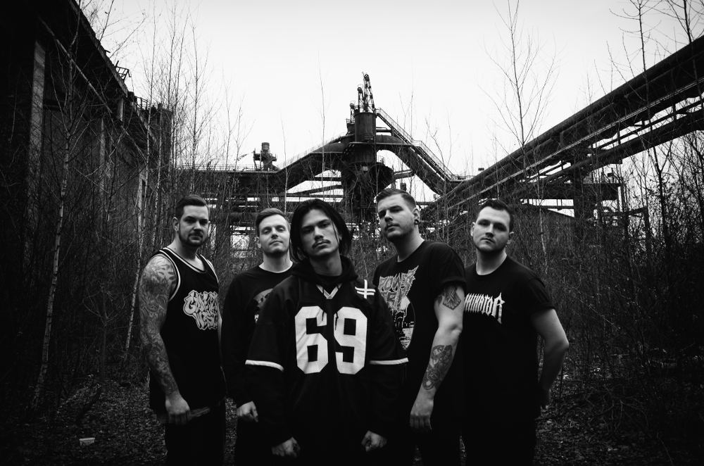 Thronetorcher - Hardcore-Metal Band