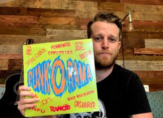 Tim Vantol & Punk-o-Rama