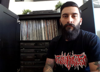 Tim von Dagger Threat und seine 10 Records Worth To Die For