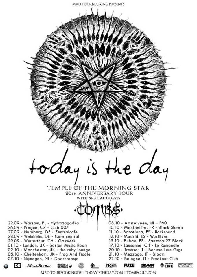 Today Is The Day - Tour 2017