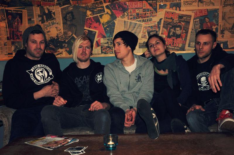 Todeskommando Atomsturm - Punk Band