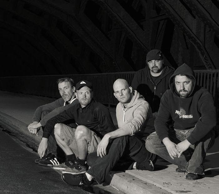 Tony Gorilla - Hardcore Punk Band