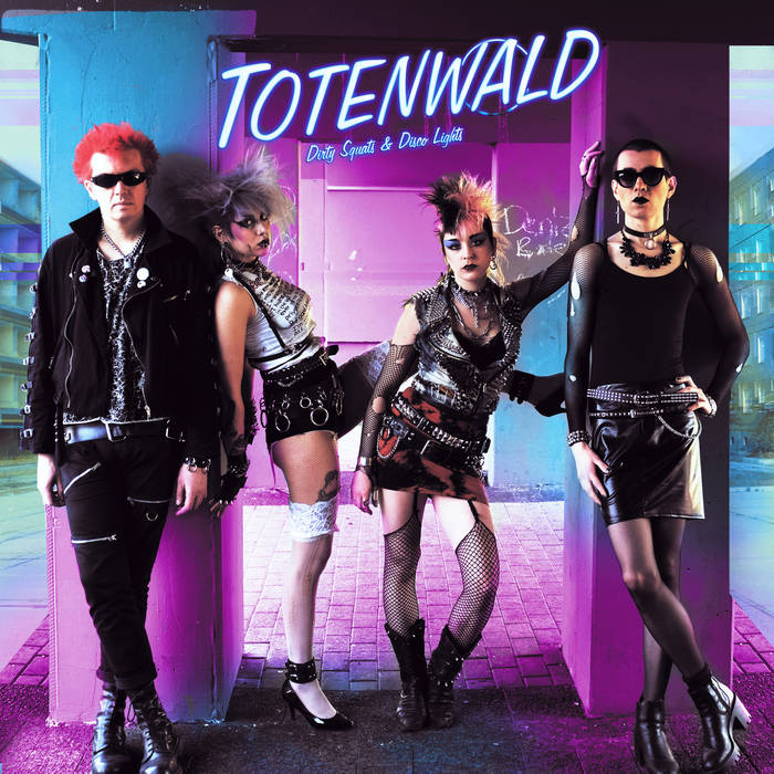 Totenwald - Dirty Squats & Disco ::: Review (2018)