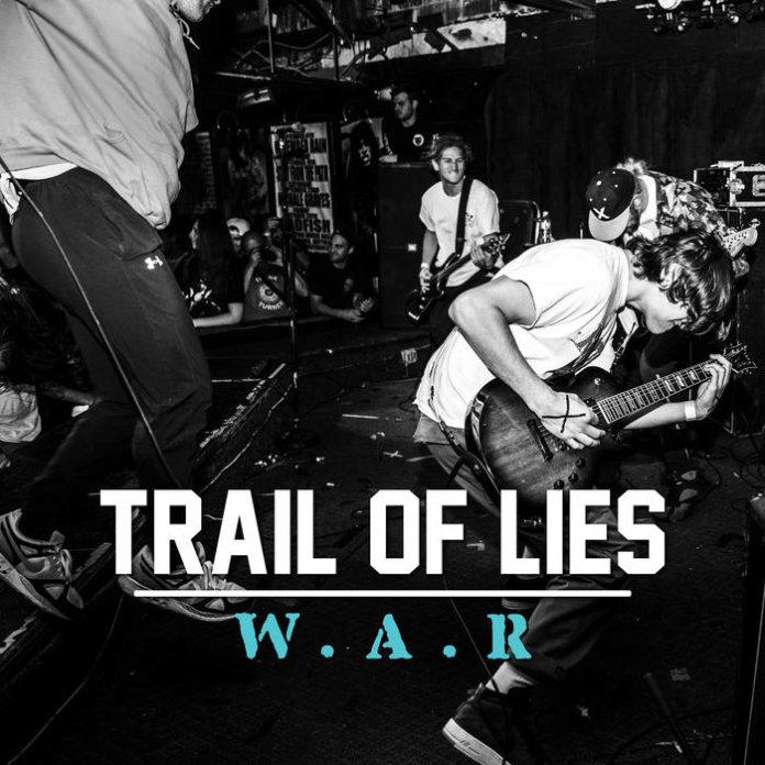 Trail Of Lies - W.A.R.