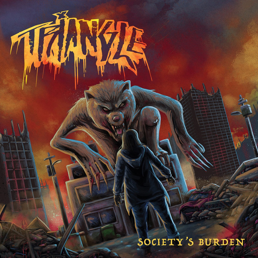 Triangle - Societys Burden EP