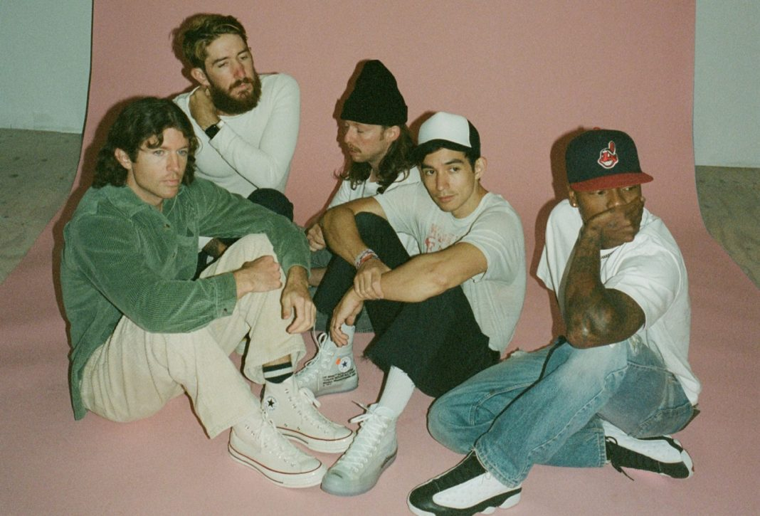 Turnstile (Photo by Jimmy Fontaine)