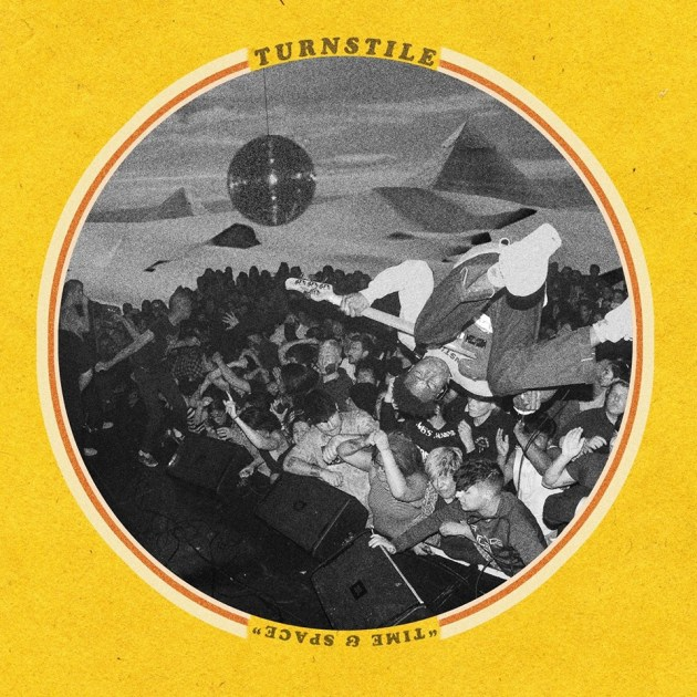 Turnstile - Time & Space - Cover - 2018