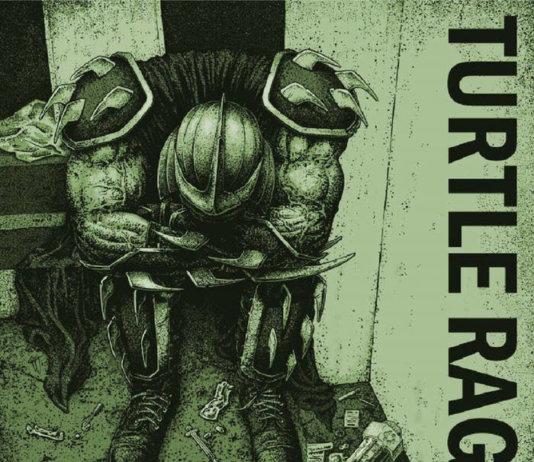 Turtle Rage - Contramutagen (2018)