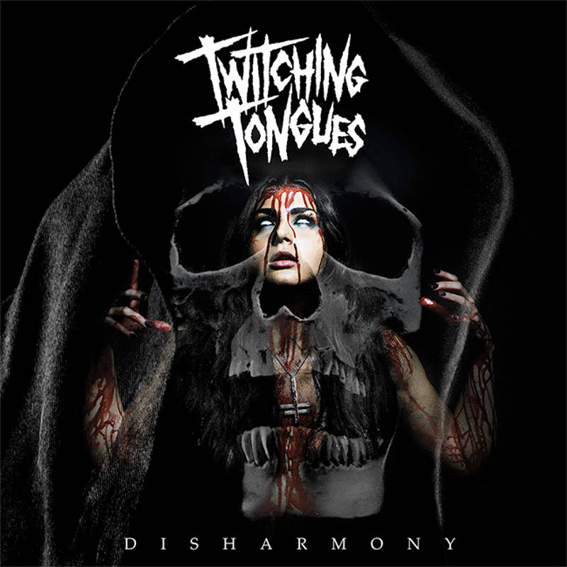 Twitching Tongues - Disharmony - new album