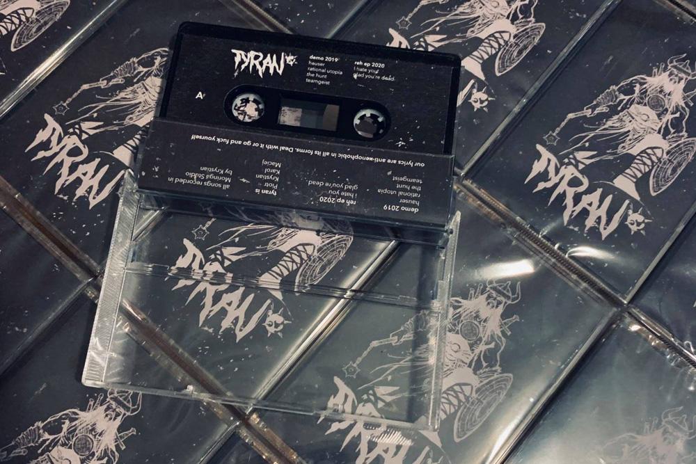 Tyran - Demo/Reh (2020)