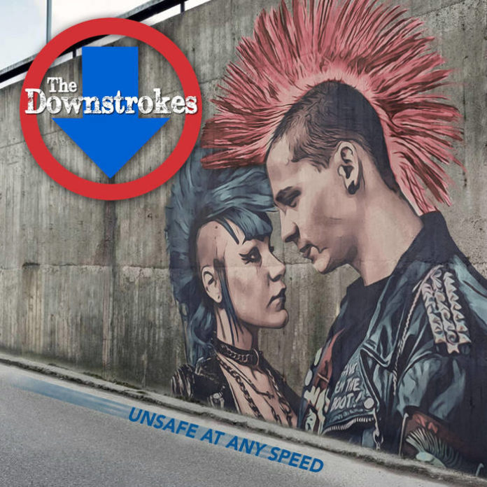 The Downstrokes - Unsafe At Any Speed