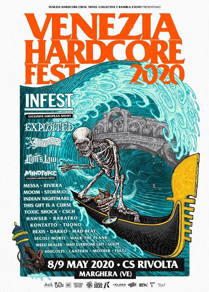 Venezia Hardcore Fest 2020