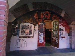 Eingang zum Venster, Wien