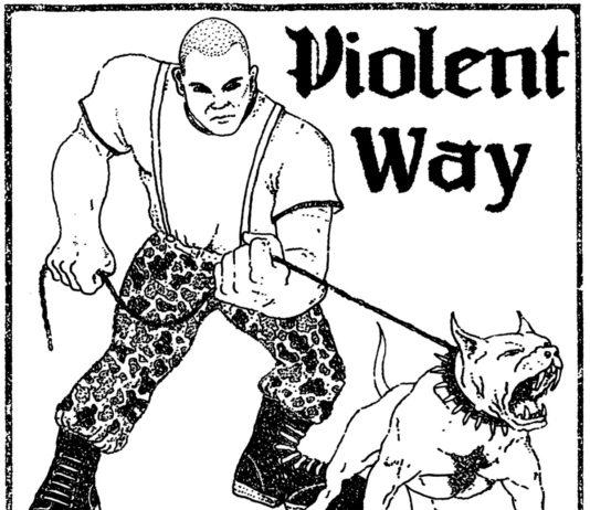 Violent Way - S/T (2021)