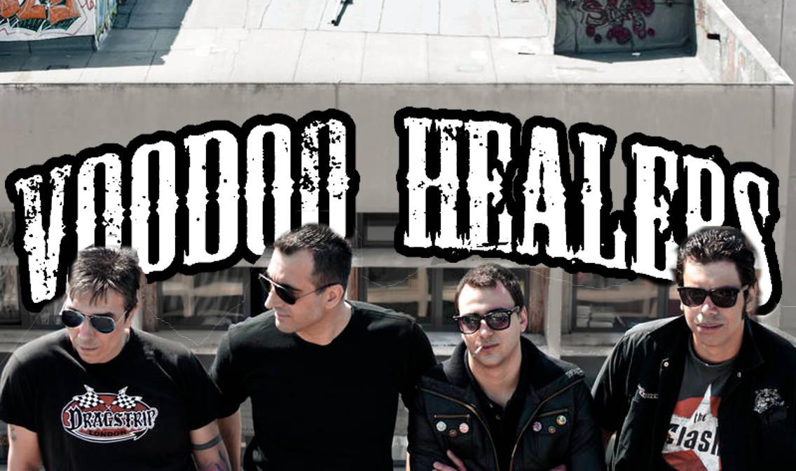 Voodoo Healers Greece Punk Tour