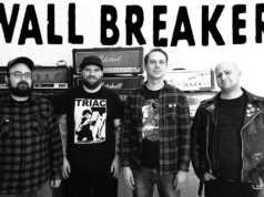 Wall Breaker - Straight Edge Band aus New Jersey