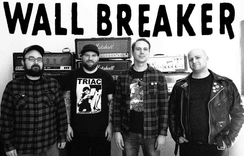 Wall Breaker - Straight Edge Band aus New Jersey