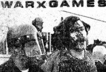 WarXGames - Violent & Depressed (2019)