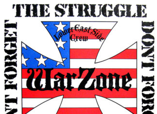 Warzone - Don't Forget the Struggle, Don't Forget the Streets (Cover)