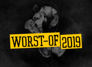 Worst-Of 2019 - Eure Enttäuschungen (Photo by Chrissy Domin)