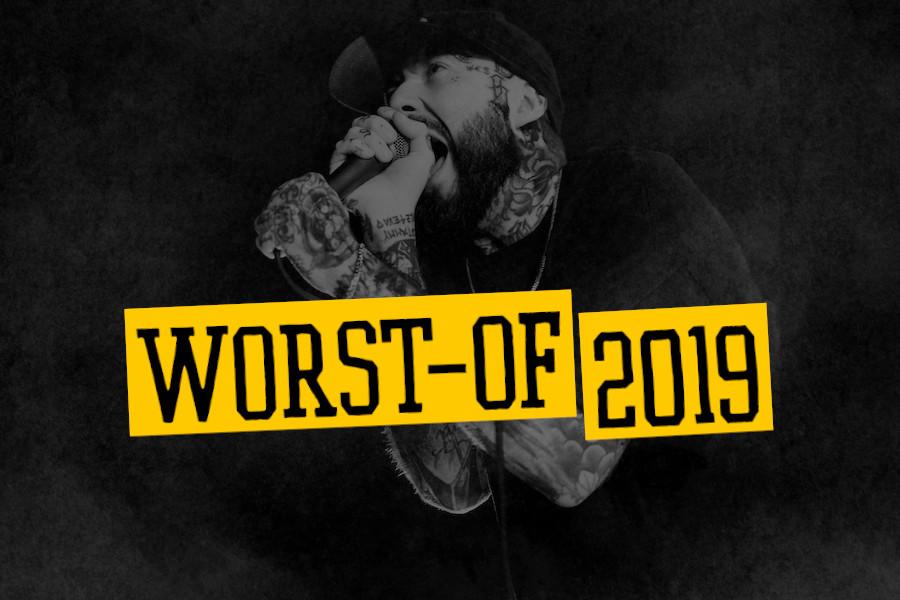 Worst-Of 2019 - Eure Enttäuschungen (Photo by Chrissy Domin)