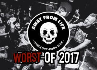 Worst Of Hardcore-Punk 2017 - Best-of