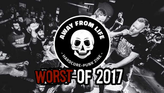 Worst Of Hardcore-Punk 2017 - Best-of