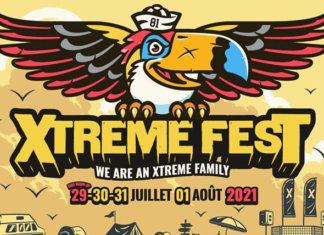 Xtreme Fest 2021 in Frankreich