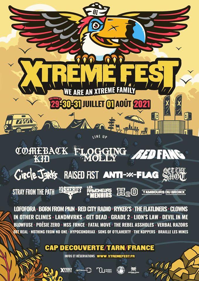 Xtreme Fest 2021