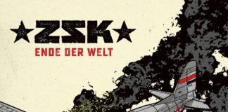 ZSK - Ende der Welt (2021, Front-Cover)