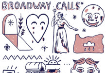 Broadway Calls - Sad In The City (2020)
