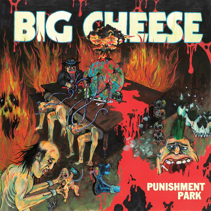Big Cheese - Punishment Park (2020)