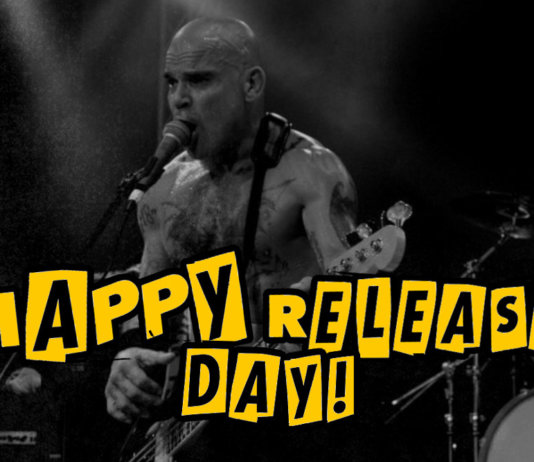 Happy Release Day - Harley Flanagan mit Cro-Mags (Photo by Claudia Kötters)
