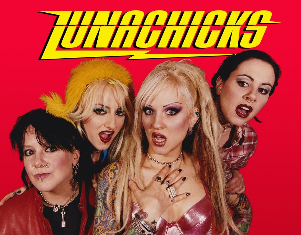 Lunachicks (Press-Pic, 2019)