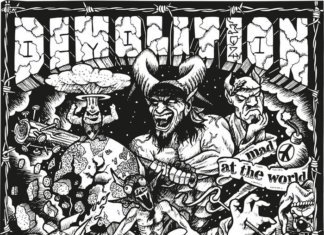 Demolition - Mad At The World (2019)