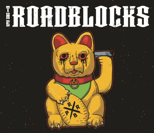 The Roadblocks - Troubled Times (2020)