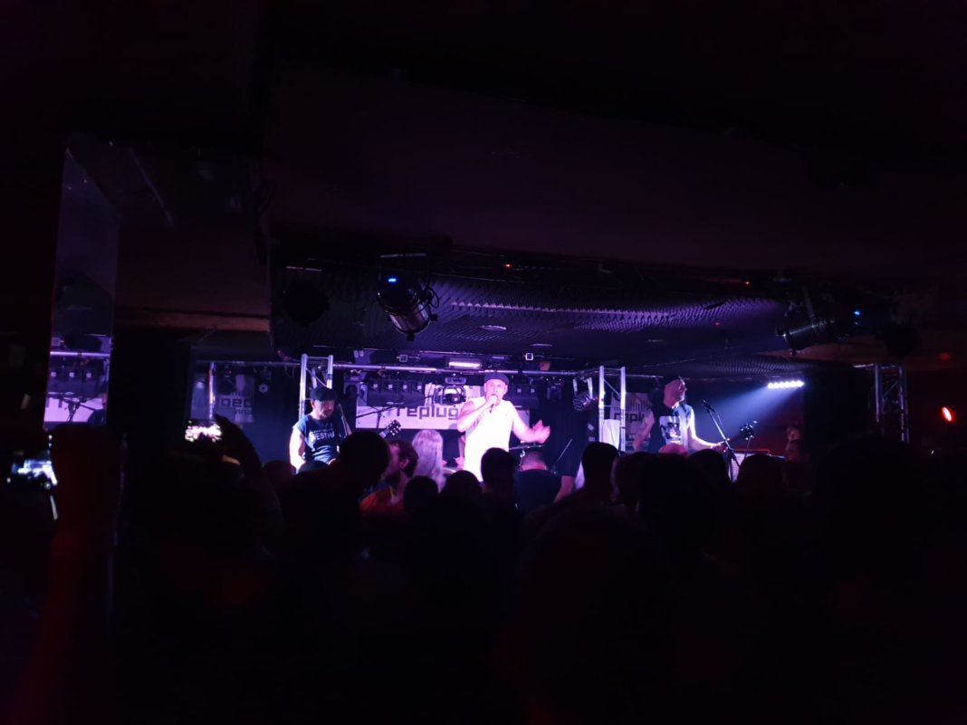 Cockney Rejects, Replugged Wien - 14.09.2019 (01)