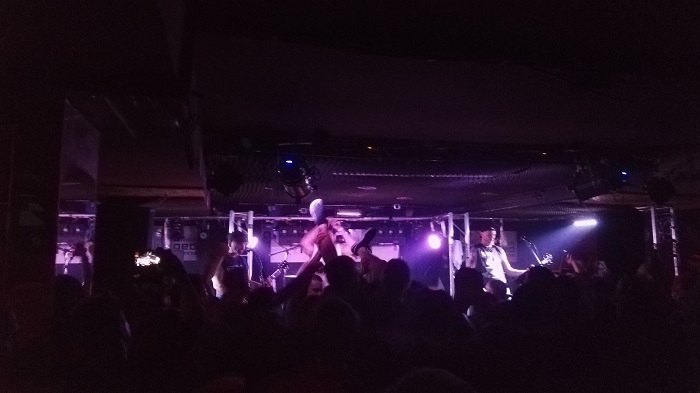 Cockney Rejects, Replugged, Wien - 14.09.2019 (02)
