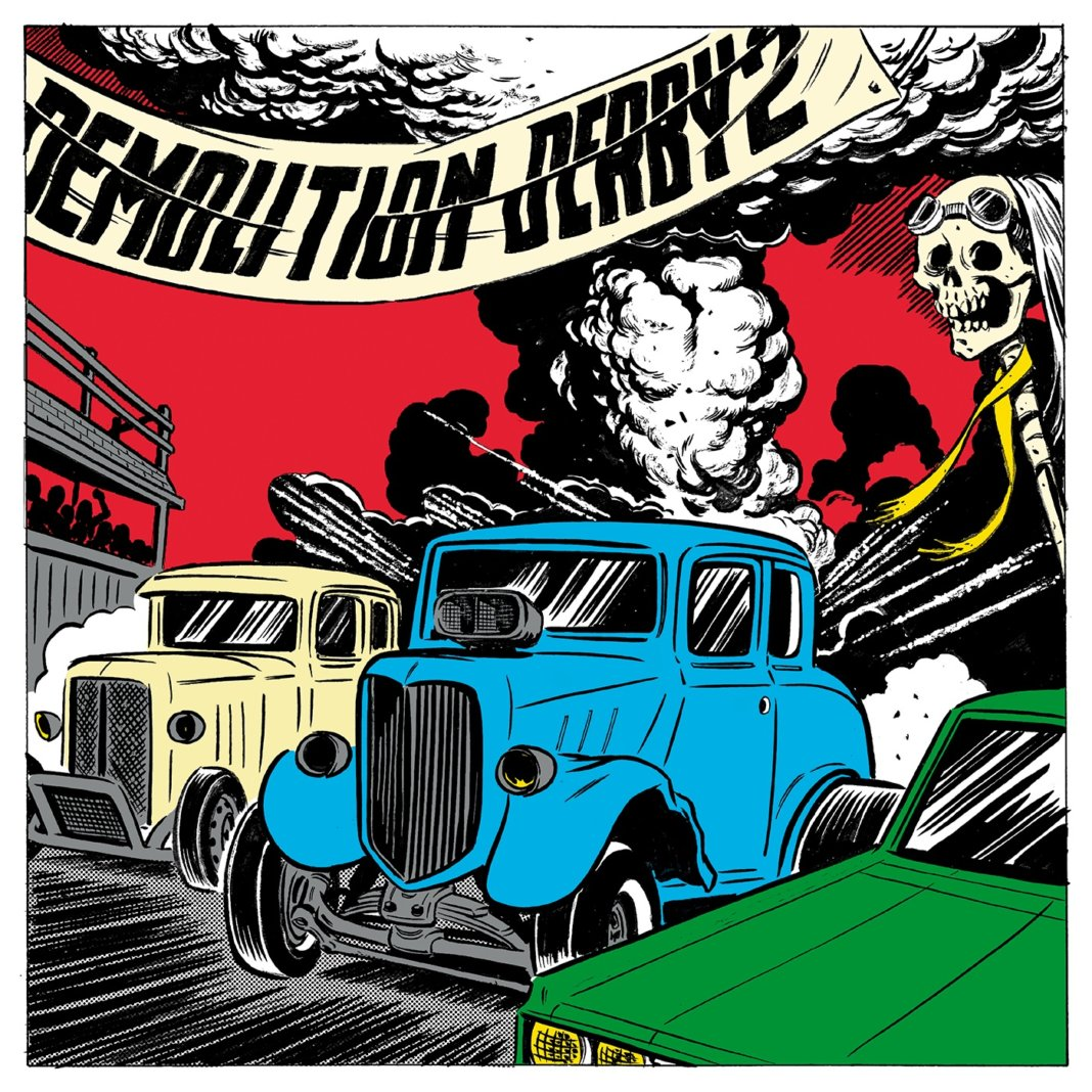 V.A. - Demolition Derby Vol. 2 (LP - Retro Vox Records - 2020)
