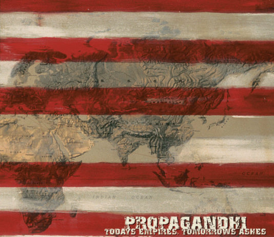 Propagandhi - Today's Empires Tomorrow's Ashes (2001)