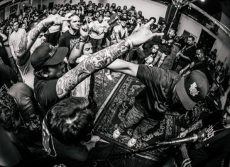 Photo Sound & Fury 2019 by Gabe Becerra - GabeThePigeon - Instagram: www.instagram.com/gabethepigeon