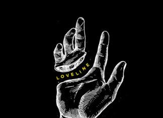 Loveline - s/t cover