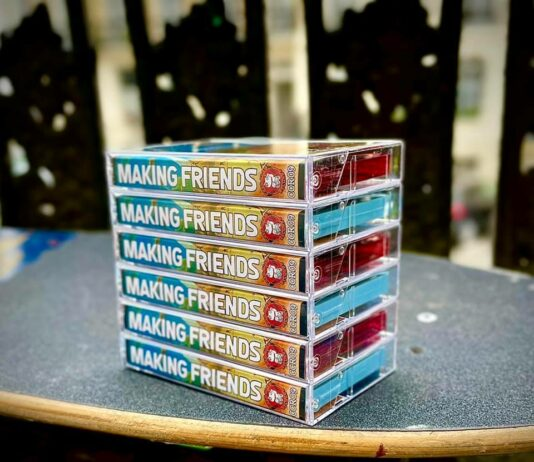 Making Friends (Limited Tapes, 2021)
