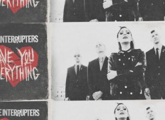 "THE INTERRUPTERS mit neuem Video ""Gave You Everything"""