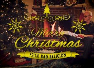 BAD RELIGION feiert Weihnachten mit neuem Video